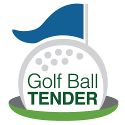 Golf Ball Tender Logo
